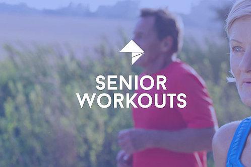 Senior Training Plan