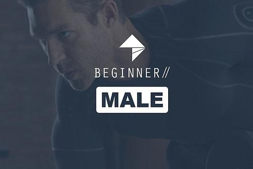 Male Beginner