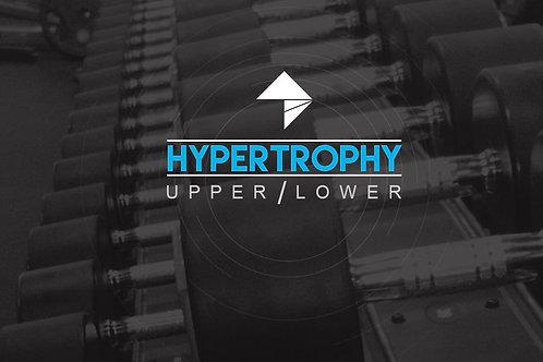 Hypertrophy Upper/Lower