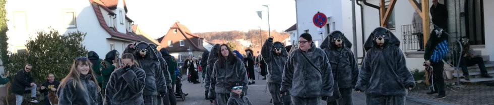 16.02.2019  Umzug Hochdorf  Hochdorfer Dalba Hexa
