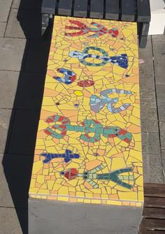 Mosaik-Projekt am Hans-Mielich-Platz