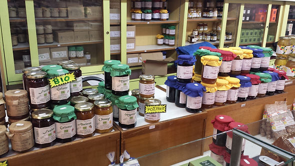 Confitures artisanales de Clermont-Ferrant marché Windsor de Neuilly