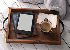 iPad, Coffee, Reading, Podcast, Podcasts