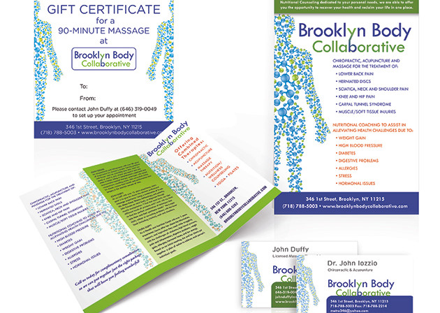Business Promotional Material