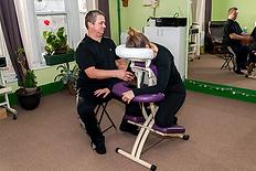 Chair Massage, Pain Management, Neck Pain, Home visits