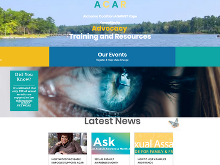 ACAR LAUNCHES NEW WEBSITE