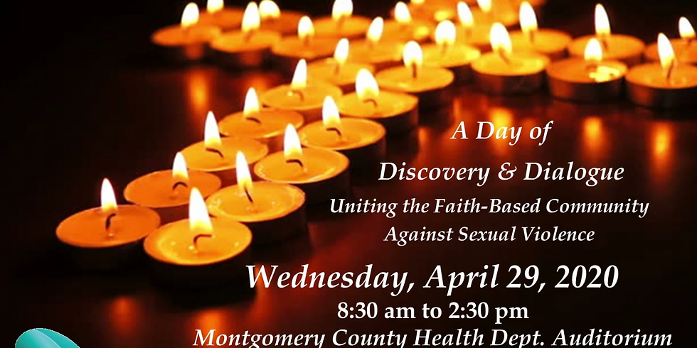 A Day of Dialogue-Uniting the Faith-Based Community Against Sexual Violence