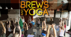 BREWS & YOGA | Alter Ego Brewing Co. Downers Grove