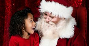 CARING + SHARING | Santa Cares Day in Oak Brook