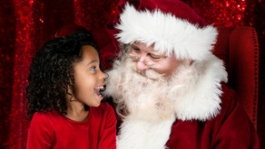 CARING + SHARING | Santa Cares Day in Oak Brook