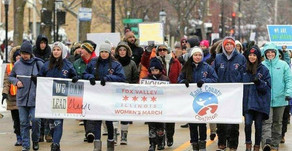 WOMEN'S MARCH | Women's March Fox Valley 2020 - Be The Change