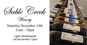 NEW IN TOWN | Sable Creek Winery Grand Opening Plainfield
