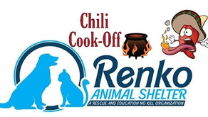 CHARITY COOK-OFF | Chili Cook-Off in Oswego for Renko Animal Shelter in Plainfield