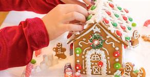 GINGERBREAD & BREAKFAST | Gingberbread Decorating with Santa in Oak Brook