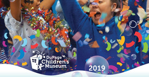 BUBBLE BASH 2019 | Ring in the New Year at Noon in Naperville