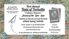 CULTURE MATTERS   First Annual Taste of Yorkville