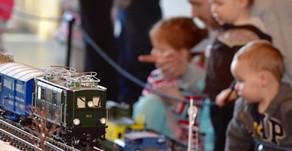 CHOO! CHOO! | Enchanted Trains at Morton Arboretum in Lisle