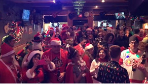HOLIDAY PARTY | Santacon Plainfield 2019