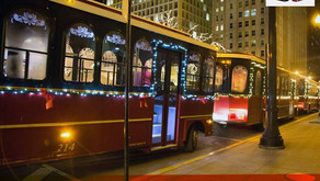 HOLIDAY LIGHTS TOUR | Chicago Trolley & Double Decker Co. 2019 Chicago Tour