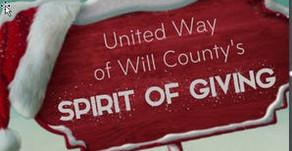 CARING + SHARING   Spirit of Giving Bolingbrook