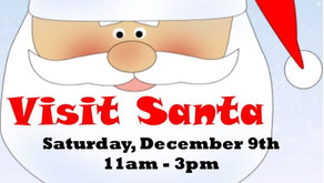 CARING + SHARING | Santa Visit in North Aurora