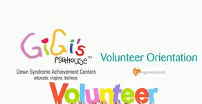 VOLUNTEER ORIENTATION | Get Involved with Gigi's Playhouse Fox Valley