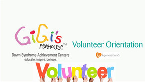 VOLUNTEER ORIENTATION | Get Involved with Gigi's Playhouse Fox Valley