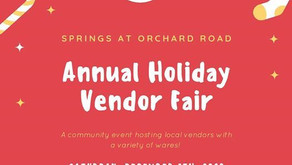 SHOPPING | Holiday Vendor Fair North Aurora