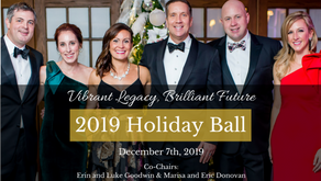 HOLIDAY BALL | The Community House, Hinsdale