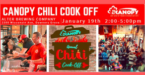 CHILI COOK OFF | Annual Canopy Chili Cook-Off in Downers Grove