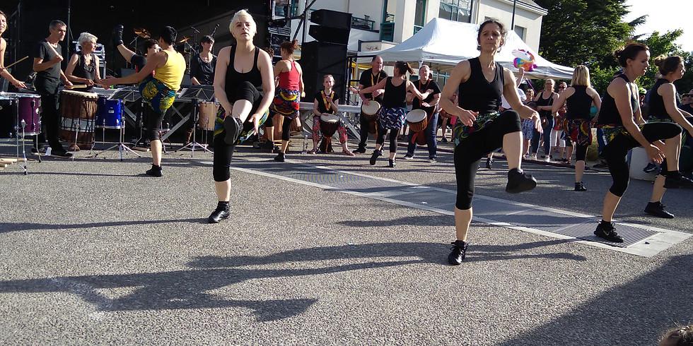 Sel de Bretagne - Atelier Danse Africaine avec Selen'Ka