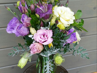 2018 Flower Bouquet Subscriptions (CSA) Now Open