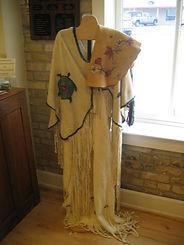 Native American attire