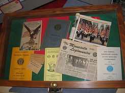 American Legion artifacts