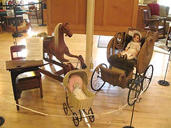 Doll buggies