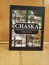 Chaska's beginning to 1950 by LaVonne Barac.