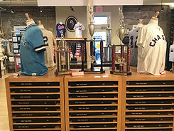 Chaska Cubs Uniforms and Trophies