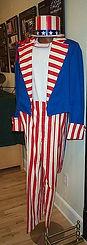 Parade Uniform Uncle Sam