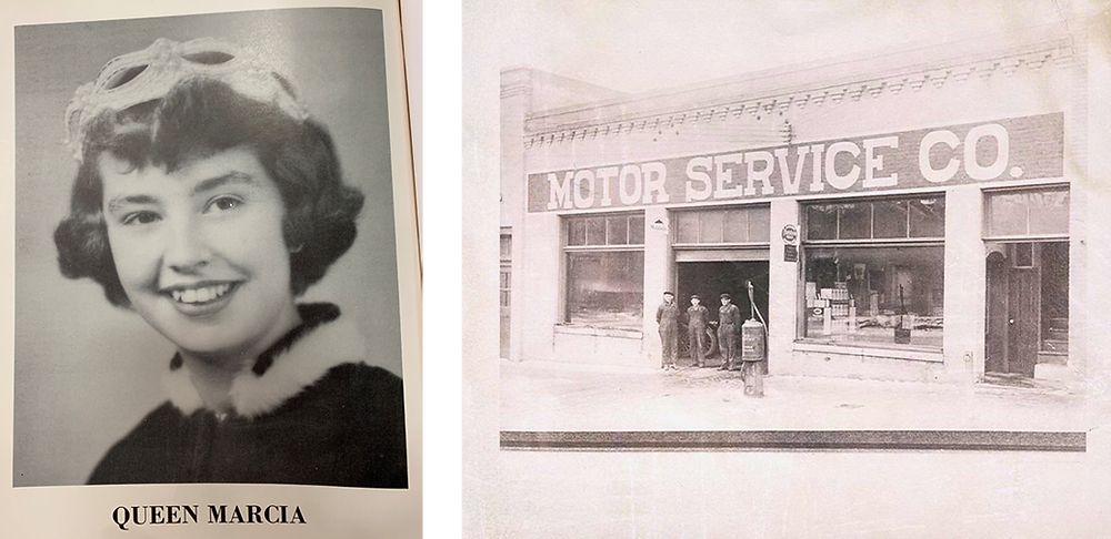 Marcia Mittlested and Mittlested Motor Company