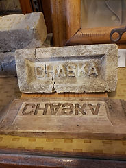 Chaska brick and mold