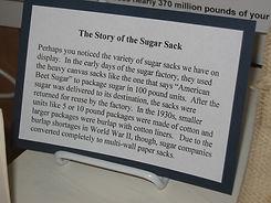 Sugar sack story