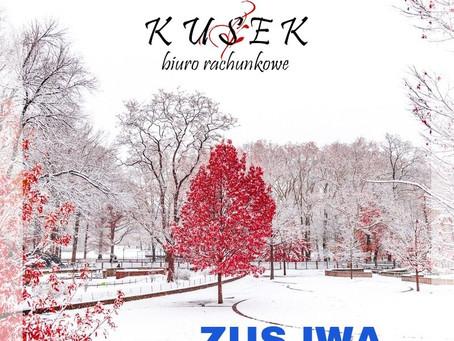 ZUS IWA za 2019 r. trzeba przekazać do 31 stycznia br.