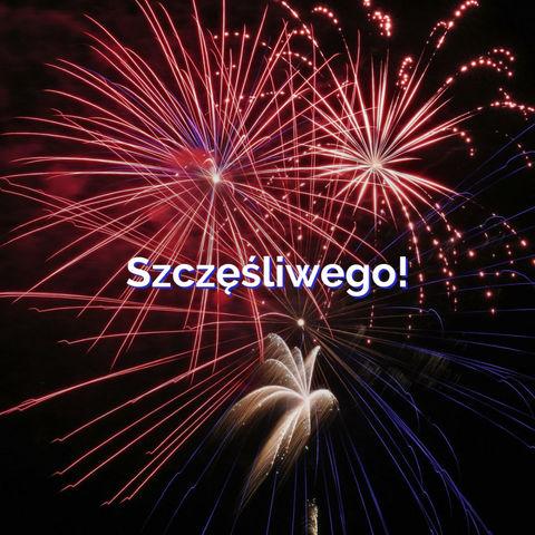 Najlepsze życzenia Noworoczne!