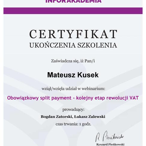 Mateusz_Kusek_Obowiązkowy_split_payment_