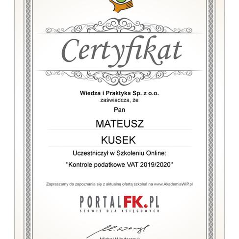 kontrole podatkowe VAT Mateusz Kusek.png