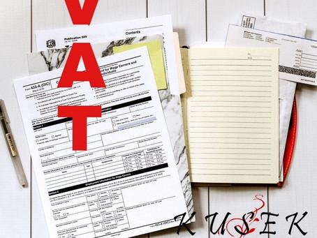 Nowe wzory deklaracji VAT od 1 listopada 2019 r.
