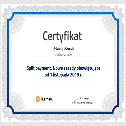 Certyfikat_ukoczenie_szkolenia_Split_pay