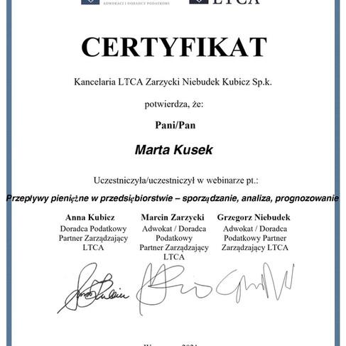 21 04 2021 - Przepływy pieniężne w przedsiębiorstwie - Marta Kusek.jpg
