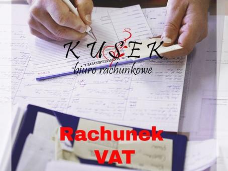 Dysponowanie środkami pieniężnymi zgromadzonymi na rachunku VAT