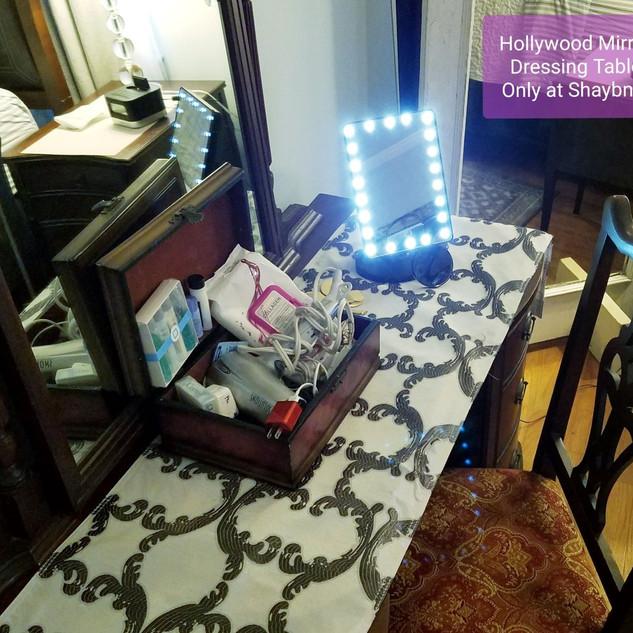 2mp Hollywood style room 1 www.shaybnb.c